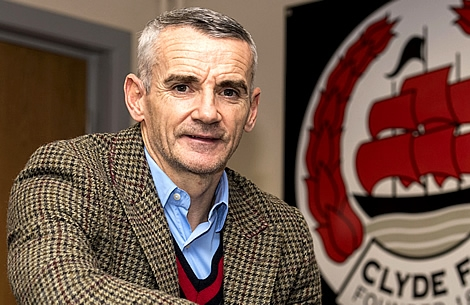 Danny Lennon Interview