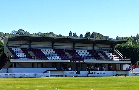 Linlithgow Rose Friendly