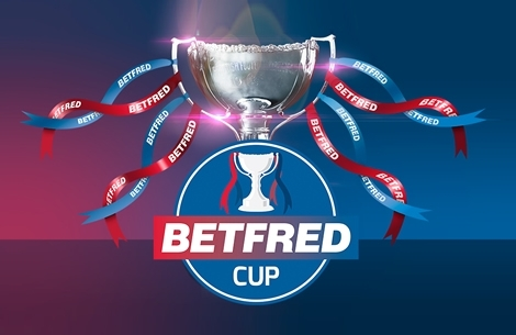 Betfred Cup Fixture Update