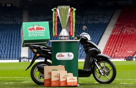 SPFL Links Up With Papa John's